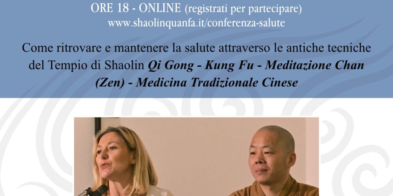 Conferenza sulla salute il 18 dicembre online